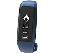 умный диапазон сердечного ритма артериального давления пульс метр браслет фитнес часы smartband для Ios андроида