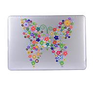для Macbook Air 11,6 13,3 про крышку корпуса 13,3 сетчатки с цветочным узором ПК жестких защитных оболочками матовой прозрачными