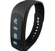 Недорогие -yye02 умный браслет / смарт-часы / шаг действия спортивных водонепроницаемый бега сон Bluetooth мониторинг состояние здоровья носить