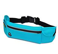 cheap -0.8 L Waist Bag/Waistpack Camping / Hiking Waterproof Skidproof Terylene