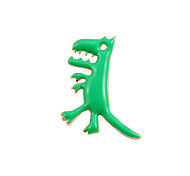 Women's Brooches Animal Design Fashion Adorable Cute Style Enamel Alloy Cross Animal Shape Dinosaur Dragon Jewelry For Wedding Party