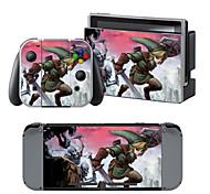 cheap -B-SKIN Nintendo Switch / NS Sticker For Nintendo Switch,Vinyl Sticker Portable / Novelty #