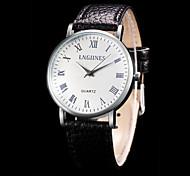 Men's Dress Watch Fashion Watch Wrist watch Sport Watch Chinese Quartz Genuine Leather Band Charm Creative Casual Multi-Colored
