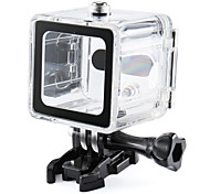 cheap -Protective Case Waterproof Housing Case Waterproof For Action Camera Gopro 4 Session Diving Surfing Hunting and Fishing Boating Plastic