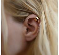 cheap -Women's Clip Earrings - Basic Gold / Silver Earrings For Wedding / Daily / Casual