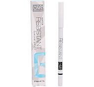 1Pcs White Highlight Lying Silkworm Stick Makeup Long Lasting White Eyeliner Pencil Bronzer Highlighter