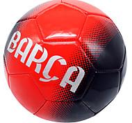 Недорогие -Эластичность Прочный-Soccers Футбольный мяч(,ПВХ)