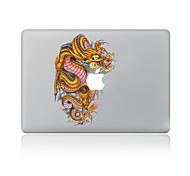 For MacBook Air 11 13/Pro13 15/Pro With Retina13 15/MacBook12 Golden Dragon Decorative Skin Sticker