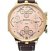 Недорогие -Муж. Для мужчин Спортивные часы Армейские часы Нарядные часы Модные часы Наручные часы Часы-браслет Повседневные часы Китайский Кварцевый
