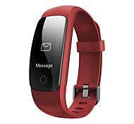 preiswerte -Smart-Armband GPS Touchscreen Herzschlagmonitor Wasserdicht Verbrannte Kalorien Schrittzähler Distanz Messung Langes Standby Information
