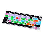 cheap -XSKN® Logic Pro X 10.3 Shortcut Silicone Keyboard Skin for Magic Keyboard 2015 Version (US/EU Layout)