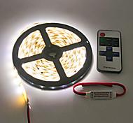 Z®zdm водонепроницаемый 5m 600x3528 SMD светодиодный индикатор полосы и 11key RF контроллер