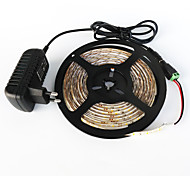 cheap -ZDM® Light Sets 300 LEDs Warm White White Green Yellow Blue Red Cuttable 100-240V
