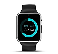 LEMFO Men's Smart Watch Android SmartWatch IQI IW08 support 2G  GPS Heart Rate Monitor With 1.39 inch OLED Display  Clock Phone