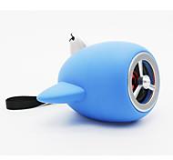 Недорогие -Мини Портативные Bluetooth 2.1 3.5 мм AUX Беспроводные колонки Bluetooth Зеленый Черный Малиновый Светло-синий 1 #