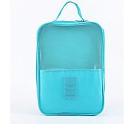 Органайзер для чемодана Дорожный мешок для обуви Компактность Хранение в дороге для Одежда Туфли Нейлон / Путешествия