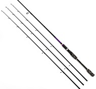 2.1m Spinning Fishing Rod M ML MH Tip Carbon Fishing Rod Lure Rod