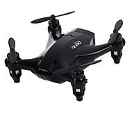 Drone RC 4 Canaux 6 Axes 2.4G - Quadri rotor RC Mode Sans Tête Vol Rotatif De 360 Degrés FlotterTélécommande 1 Batterie Pour Drone Avion
