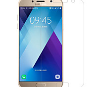 cheap -Screen Protector Samsung Galaxy for A5(2017) PET 1 pc Front Screen Protector Ultra Thin Mirror High Definition (HD)