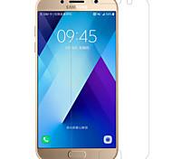 For Samsung Galaxy A3 (2017) Nillkin HD Anti Fingerprint Film Package Suitable