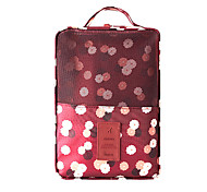 Органайзер для чемодана Дорожный мешок для обуви Водонепроницаемость Компактность Хранение в дороге для Туфли для Путешествия