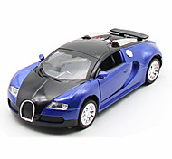 cheap -Pull Back Vehicles Race Car Toys Car Metal Pieces Unisex Gift