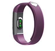 Недорогие -yy id115 плюс мужская женщина smartbr acelet / smartwatch / мониторинг сердечного ритма для ios android
