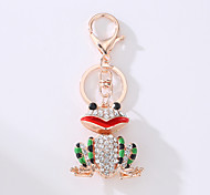 cheap -Keychain Jewelry Green Alloy Cute Style Fashion