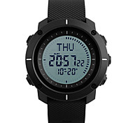 Skmei® Men's Outdoor Sports LED Digital Multifunction Compass Wrist Watch 50m Waterproof Assorted Colors