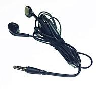 Наушники для наушников в ухе 3,5 мм с микрофоном для samsung s4 / s5 / s6 / s7 шт. Сотовый телефон ручной работы