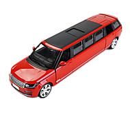 Недорогие -Игрушки Модель авто Гоночная машинка Игрушки Музыка и свет моделирование Автомобиль Металл Куски Универсальные Для мальчиков Подарок