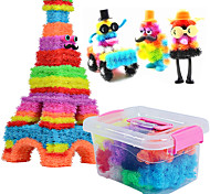 DIY KIT Dolls Building Blocks 3D Puzzles Balls Educational Toy Science & Discovery Toys Vehicle Grown-Up Toys Travel Games Logic & Puzzle