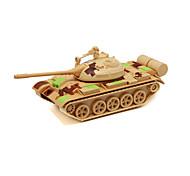 Недорогие -Игрушечные машинки Игрушки Танк Игрушки моделирование Танк Металлический сплав В китайском стиле Куски Универсальные Подарок