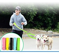 cheap -Cat Dog Safety Solid Nylon Yellow Green Blue Pink Black