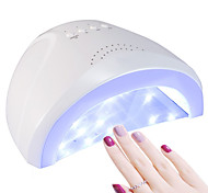cheap -Nail Dryer 48W-24W LED/UV Gel Polish Nail Curing Lamp for Quickly Dry LED Gel Nail Polish