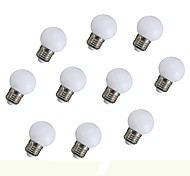 0.5W LED Globe Bulbs 6 135 lm Orange K V