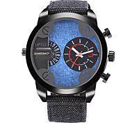 Homens Adulto Relógio de Pulso Único Criativo relógio Relógio Casual Relógio Esportivo Relógio Militar Relógio de Moda Chinês Quartzo