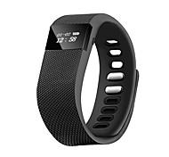 preiswerte -Smart-Armband Verbrannte Kalorien Schrittzähler Sport Information Schlaf-Tracker Wecker Bluetooth 4.0 Keine SIM-Kartenslot