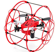 M66 2.4G 4CH 6 Axis Rc Remote Control Mini Drone Heliopter Quadcopter