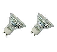3W GU10 Spot LED MR16 60 SMD 3528 280-320 lm Blanc Chaud Blanc 3000-3500/6000-6500 K V