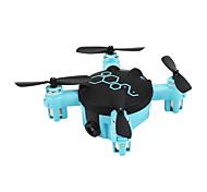 Drone FQ777 FQ04 4 canaux 6 Axes Avec l'appareil photo 0.3MP HD Eclairage LED Mode Sans Tête Avec CaméraQuadri rotor RC Télécommande