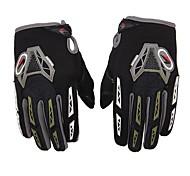 Sports Gloves Bike Gloves / Cycling Gloves Anatomic Design Wearproof Protective Stretchy Anti-skidding Full-finger Gloves Sponge Cloth