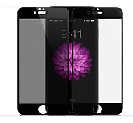 cheap -Screen Protector Apple for iPhone 7 Plus Tempered Glass 1 pc Front & Back Protector Privacy Anti-Spy Anti-Fingerprint Scratch Proof Ultra