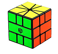 Недорогие -Кубик рубик QI YI Square-1 Спидкуб Кубики-головоломки головоломка Куб Гладкий стикер Соревнование Квадратный Подарок Универсальные