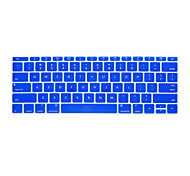 cheap -For MacBook 12 inch Keyboard Cover Protector US English Arabic Russian Colorful Various Colors