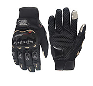 cheap -Motorcycle Pro-Biker Glove Cycling Bicycle Racing Gloves Motorcycle Full Finger Non-Slip gloves