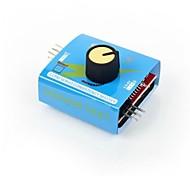 Недорогие -Rc-серво-тестер 3-канальный цифровой мультиэкспозиметр