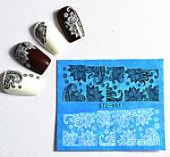 cheap -48 Water Transfer Sticker Lace Sticker Fashion Daily High Quality