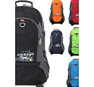 Недорогие -Fengutu 40l поход рюкзак путешествие duffel путешествие daypack рюкзак ноутбук пакет кемпинг&Походы в альпинизм отдых спортивные