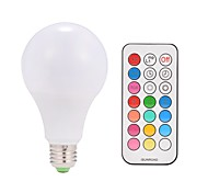 preiswerte -9W 600 lm Smart LED Glühlampen A80 38 Leds SMD 5050 Warmes Weiß RGB Wechselstrom 85-265V